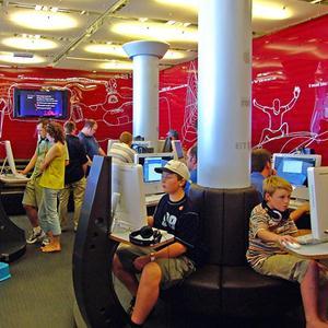 Интернет-кафе Карталов