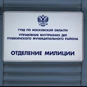 Отделения полиции Карталов